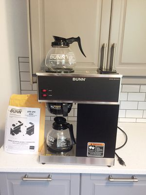 Bunn Decanter Brew Commercial Coffee Maker New in Box for Sale in Washington, DC