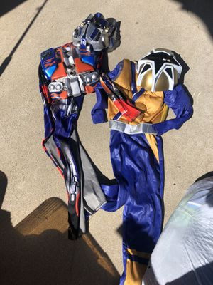 Halloween/dress up costumes for Sale in Beaumont, CA