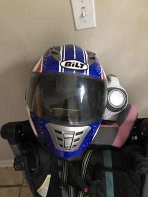 Bilt Raptor motorcycle helmet for Sale in Jacksonville, FL
