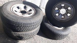 TRUCK / SUV TIRES for Sale in Turlock, CA