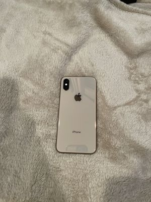 Iphone XS 256gb factory unlocked for Sale in Garden Grove, CA
