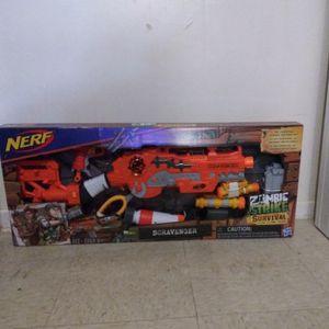 Zombie Strike Nerf Gun for Sale in Brawley, CA