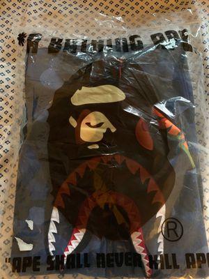 Bape sleeveless hoodie xl for Sale in Woodburn, OR