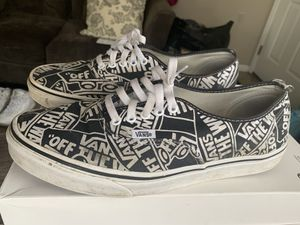 """Off the wall"" VANS for Sale in Grove City, OH"