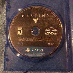 Destiny (NO SCRATCHES) for Sale in Des Moines, WA