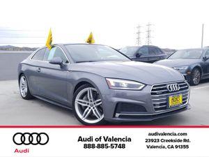 2018 Audi A5 Coupe for Sale in Santa Clarita, CA