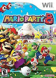 Mario Party 8 & Mario Party 9 for Wii $30 each for Sale in Lafayette, CA