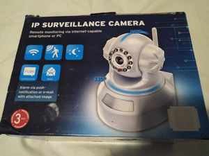 IP surveillance camera for ( smartphone/I Phone compatible ) for Sale in Dixon, CA