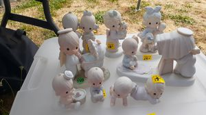 Vintage Precious Moments ....baby themed for Sale in Auburn, WA