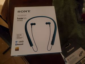 Sony Bluetooth headphones for Sale in San Lorenzo, CA