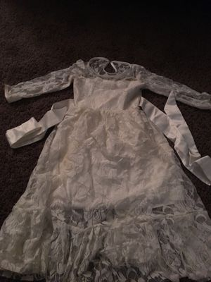 Flower girl dress size 2-3years for Sale in Whitehall, OH