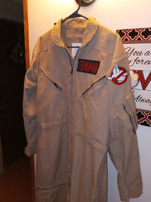 Ghostbusters uniform for Sale in Durham, NC
