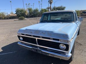 74 f100 for sale or trade for 4 seater side by side for Sale in Mesa, AZ