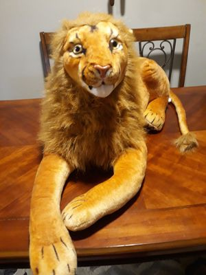 Lion soft toy for Sale in Everett, WA