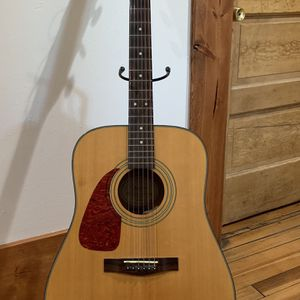 Fender DG14S Left-Handed Acoustic Guitar for Sale in Asheville, NC