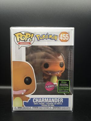 Funko Pop Charmander Flocked for Sale in Linden, NJ