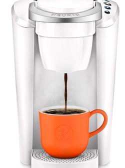 Keurig K-Compact Single-Serve K-Cup Pod Coffee Maker, White for Sale in Middletown,  NJ