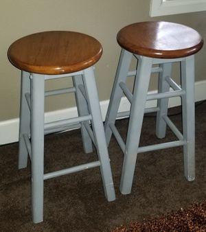 Bar Stools set $20 for Sale in Edgewood, WA