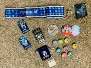 Disney pins 60th anniversary for Sale in Manteca, CA
