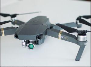 Drone DJI Mavic Pro - Fly More Combo for Sale in Orlando, FL