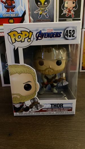 Marvel Thor funko pop for Sale in San Diego, CA