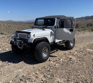 89 YJ Wrangler for Sale in Las Vegas, NV