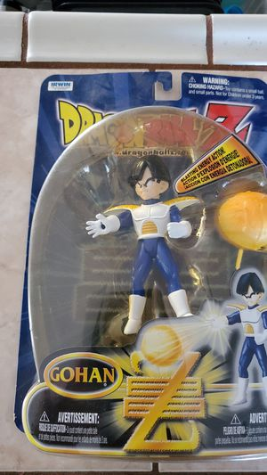 Dragon Ball Z Gohan w/ Blasting Energy (2000) Irwin Toys Figure for Sale in Lincoln Acres, CA