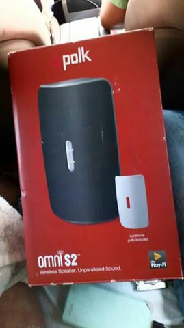 Polk Audio Bluetooth Speaker(BRAND NEW) for Sale in Tacoma, WA