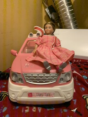 Anerican girl doll 6' tall Marie Grace in Loris' truck for Sale in Jessup, MD