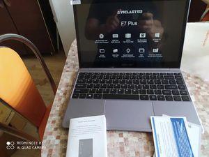 Teclast F7 Plus Laptop 14.1 inch Notebook 8GB RAM 256GB SSD Windows 10 Intel Gemini Lake N4100 Quad Core 1920 x 1080 Ultra Thin for Sale in New Britain, CT