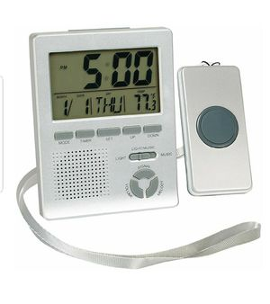 North American Health and Wellness Caregiver Alert System –Quick Alert Assistance for Patients and Caregivers – Alarm Clock for Sale in Bakersfield, CA