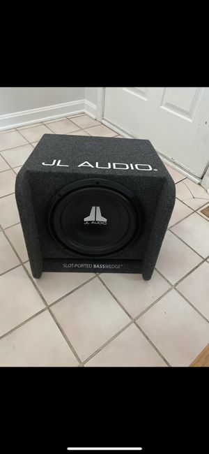 JL Audio Subwoofer for Sale in Odenton, MD