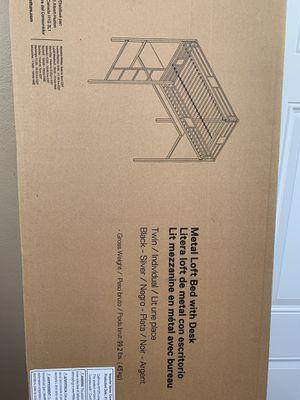 Bunk Bed with desk BRAND NEW IN BOX for Sale in Miami, FL