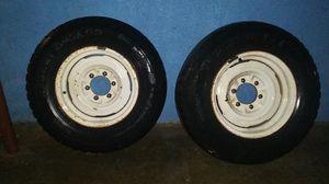 Tire s Dueler trailer tires for Sale in Garden Grove, CA