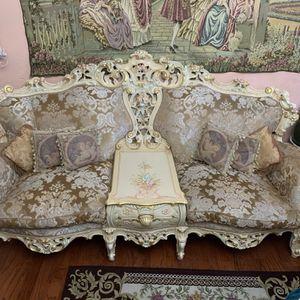 Louis XV Sofa Set for Sale in Watsonville, CA
