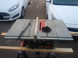 Table saw for Sale in Spring Hill, FL