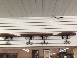 3 wall shelves for Sale in Angier, NC