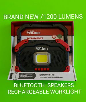 BRAND NEW 1200L WORK LIGHT / 💥PRICE IS FIRM💥 / for Sale in Albuquerque, NM
