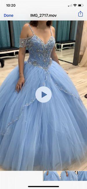 Quinceanera dress for Sale in Glendora, CA