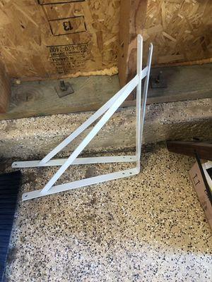 Shelf support brackets for Sale in Las Vegas, NV