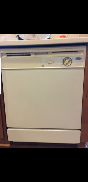 Dishwasher Whirlpool for Sale in Oregon City, OR