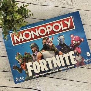 FORTNITE Monopoly Board Game for Sale in Moreno Valley, CA