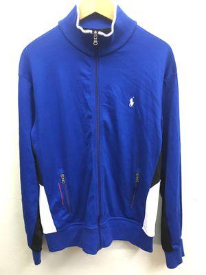 Men's Small Women's Large Polo Ralph Lauren Track Jacket for Sale in Phoenix, AZ
