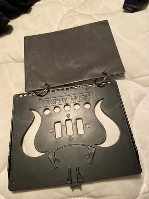 Music band flip folder for Sale in Tolleson, AZ
