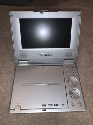 Portable DVD player. Comes with charger and remote for Sale in Broomfield, CO