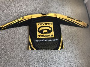 Official Toyota Fishing Team Jersey for Sale in Phoenix, AZ