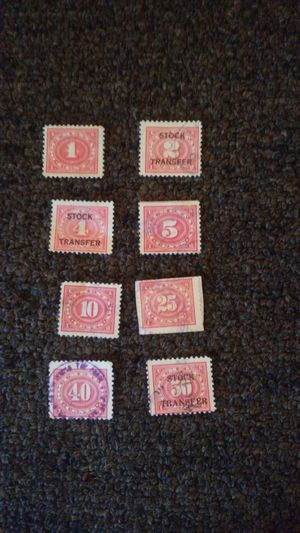 Set of docmentary stamps for Sale in Fort Wayne, IN