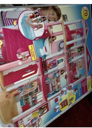 Barbie Dream House. BRAND NEW. 3 Story Dollhouse. for Sale in HILLTOP MALL, CA