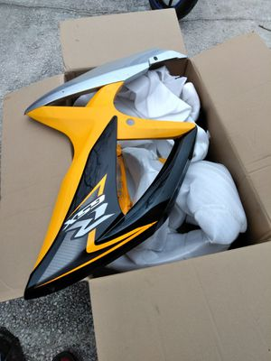 08 Suzuki 600 an 07 zx10 parts for Sale in Jacksonville, FL