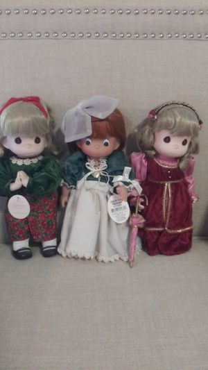 Precious moments company. Doll Collection for Sale in Denver, CO